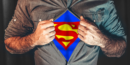 Je werknemers superhero's
